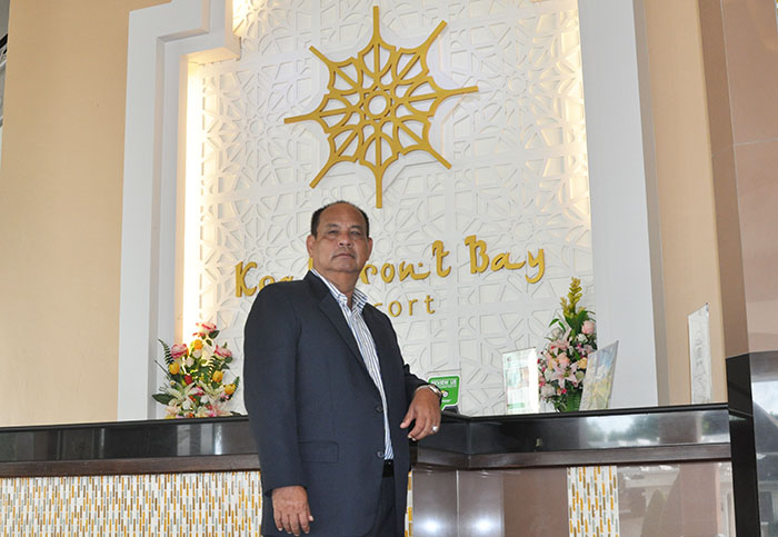 Krabi Front Bay Resort โรงแรมหรูสไตล์มอร็อคโค