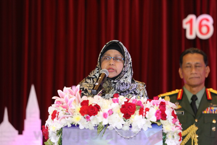 Dato? Nazirah binti Hussain) เอกอัครราชทูตมาเลเซียประจำประเทศไทย พบนายกฯอำลาตำแหน่ง