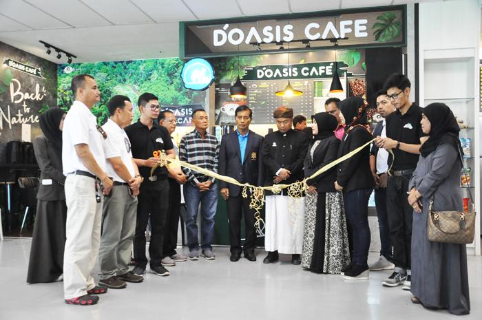 เปิดตัว DOASIS Caf? กาแฟแบรนด์ฮาลาลของไทย