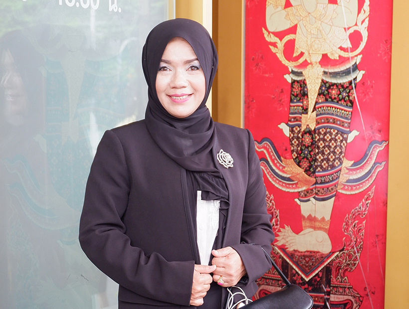สจ.นวลจันทร์ สามารถ ชวนเที่ยวงาน Phuket Andaman Halal 2017