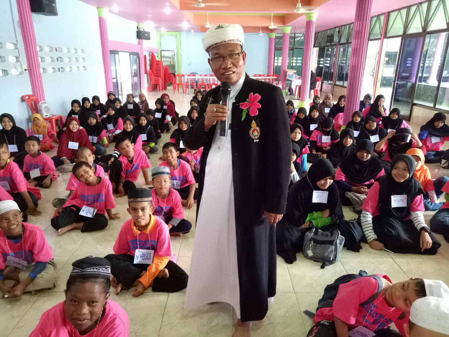 กอจ.พัทลุง ชุดใหม่ผุดนโยบาย : เปิดเมืองพัทลุงให้โลกรู้จัก