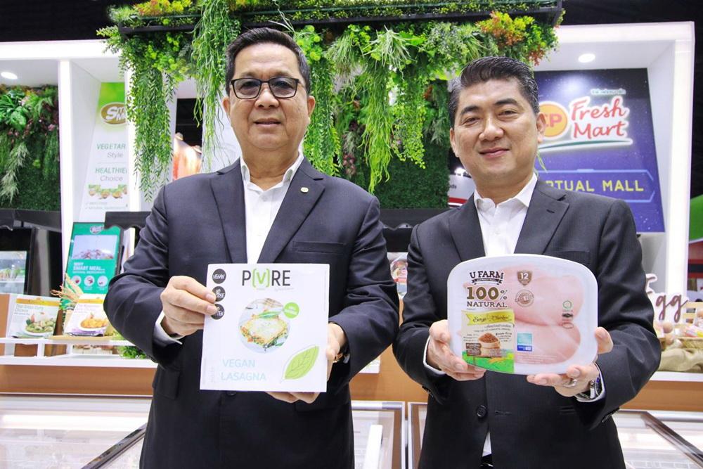 บูธซีพีเอฟ ในงาน THAIFEX 2019 ได้รับความสนใจจากผู้ร่วมงานไทย-เทศ คึกคัก