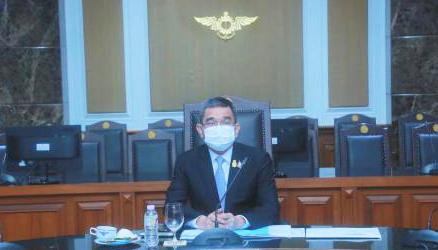 ผู้แทนพิเศษของรัฐบาลประชุมหน่วยงานชายแดนใต้ ติดตามสถานการณ์โควิด-19 ขับเคลื่อนนโยบายของรัฐ