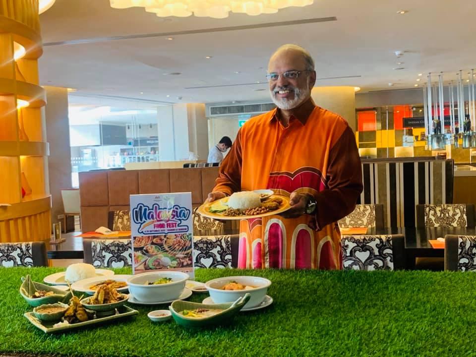 Malaysian Food Festival  ชวนคนไทยลิ้มชิมรสอาหารมาเลเซีย