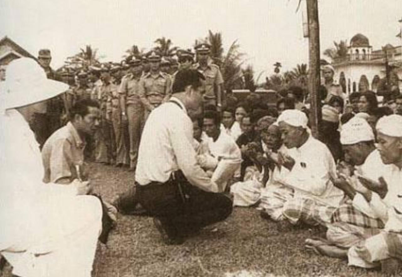 พระราชกรณียกิจในหลวงรัชกาลที่ 9 กับมุสลิมในแผ่นดินไทย (ตอน 1)