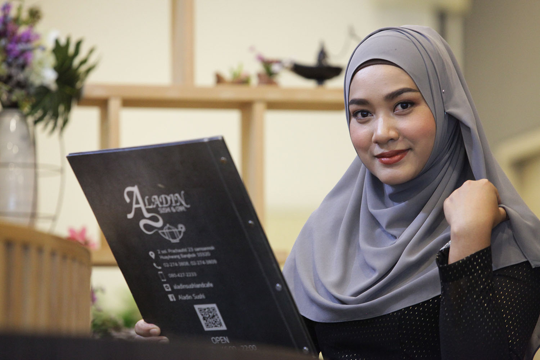 Aladin Sushi : Muslim Japanese Food  สู่ทศวรรษที่สอง ตำนานอาหารญี่ปุ่นฮาลาลเมืองไทย